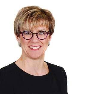 Me Nathalie Vaillant, nouvelle vice-présidente de notre bureau de Québec