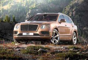 Bentley Bentayga: le pinacle de l'utilité