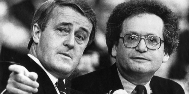 Mort de Stanley Hartt, chef de cabinet de l'ex-premier ministre Brian Mulroney