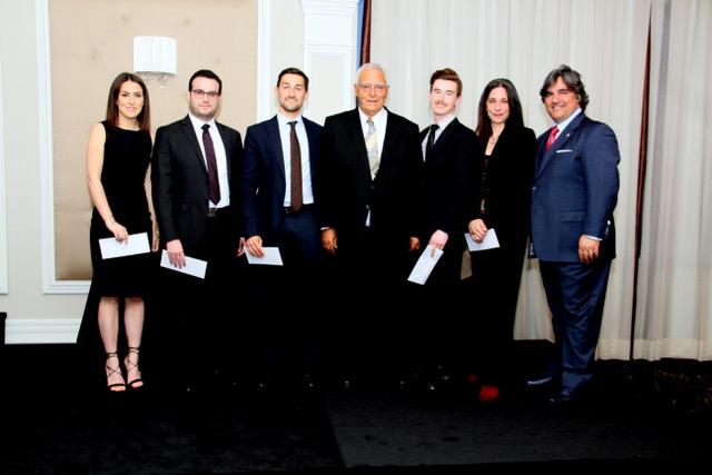 Banquet des juristes d'origine italienne du Québec