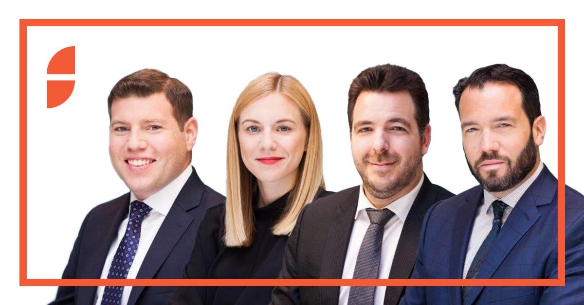 Cuvée de quatre nouveaux actionnaires au cabinet Spiegel Sohmer inc