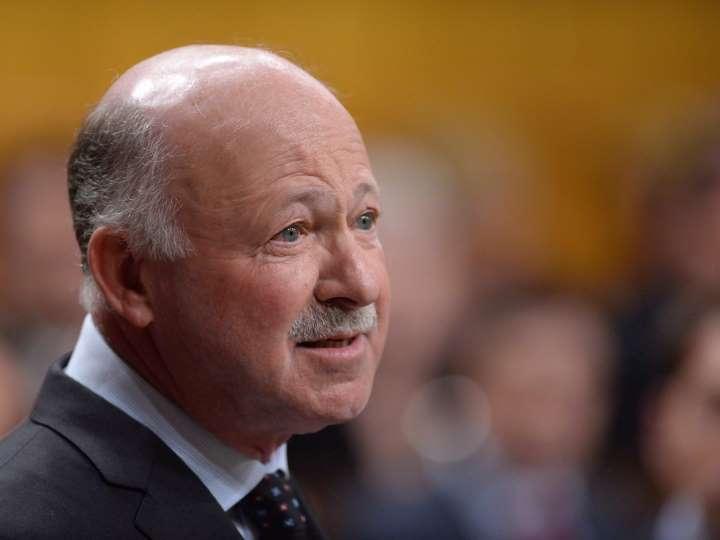 Denis Paradis quitte la politique