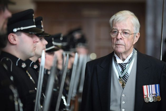 L'ex-ministre fédéral progressiste-conservateur John Crosbie est décédé