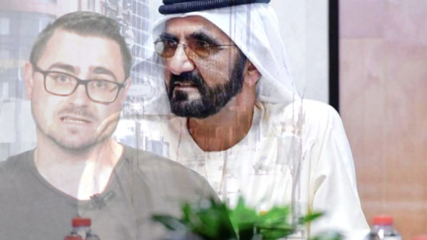 """I plead for your attention and intervention"" – Son of André Gauthier, Canadian detained in Dubai, appeals to ruler Sheikh Mohammed"
