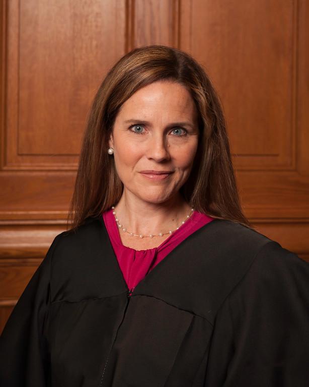 La juge Amy Coney Barrett nommée à la Cour suprême des Etats-Unis
