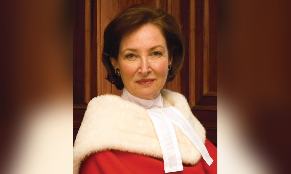 SCC justice to be first Canadian jurist appointed to Harvard Law School chair