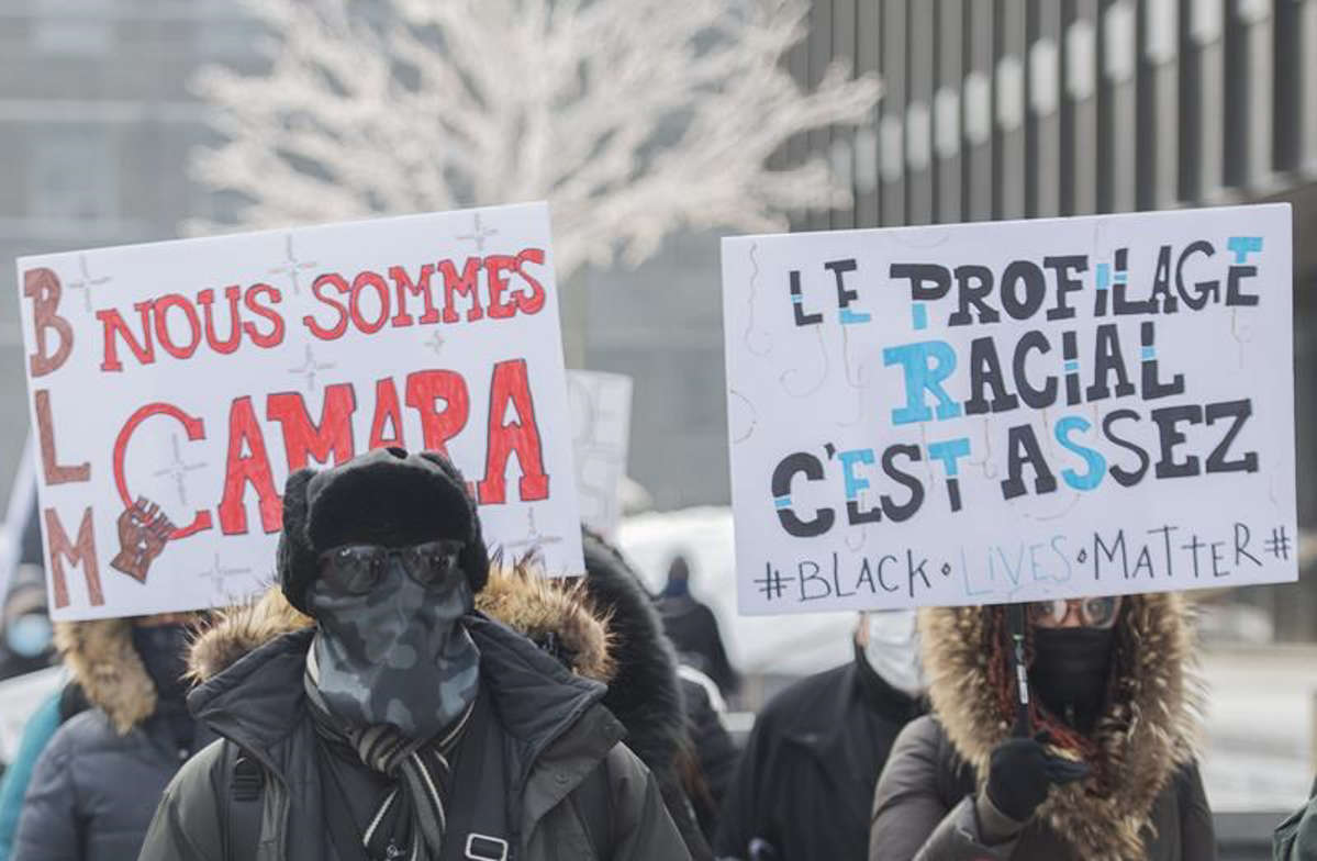 Accusé et détenu à tort, Mamadi Fara Camara poursuit Montréal et le DPCP